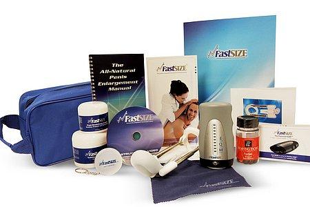 FastSize Extender Ad vanced Package